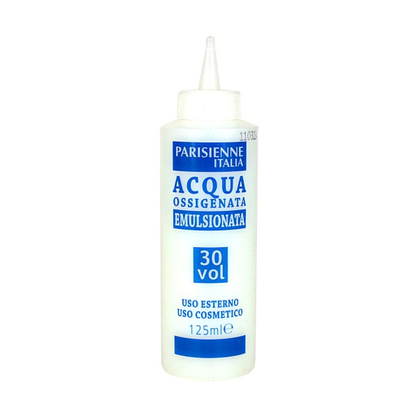 PARISIENNE ACQUA OSSIGENATA 30 VOLUMI EMULSIONATA 125 ML, COLORANTI, S009447, 1869