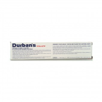 DURBAN'S DENTIFRICIO ACTIVE 75 ML.