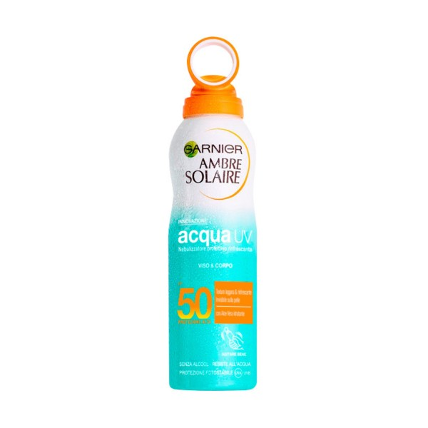 AMBRE SOL.ACQUA UV VISO e CORPO IP50 200 ML