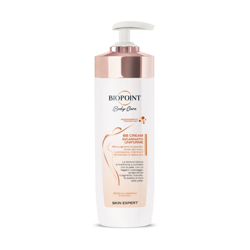 BIOPOINT BODY CARE BB CREAM INCARNATO UNIFORME 200 ML