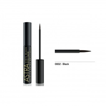 ASTRA EYE LINER VINYL 02 BLACK