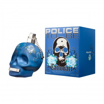 POLICE TO BE TATTOOART FOR MAN EDT VAPO 75 ML