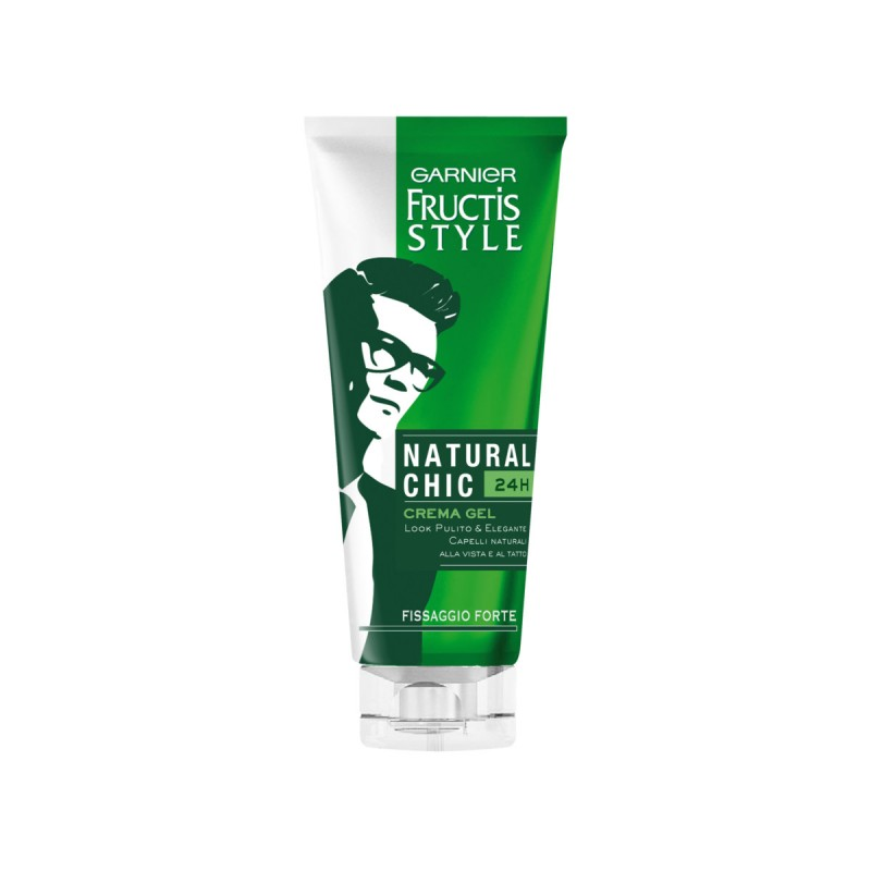 FRUCTIS STYLE GEL NATURAL CHIC FISSAGGIO FORTE 200 ML