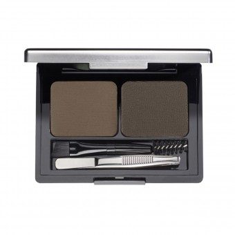 L'OREAL KIT BROW ARTIST GENIUS MEDIUM TO N.2