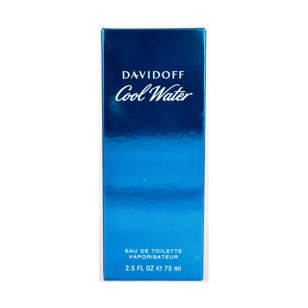 DAVIDOFF COLL WATER EDT VAPO 75 ML.