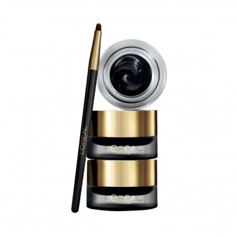 L'OREAL PARIS EYELINER SUPERLINER POT GEL INTENZA PURE BLACK 01
