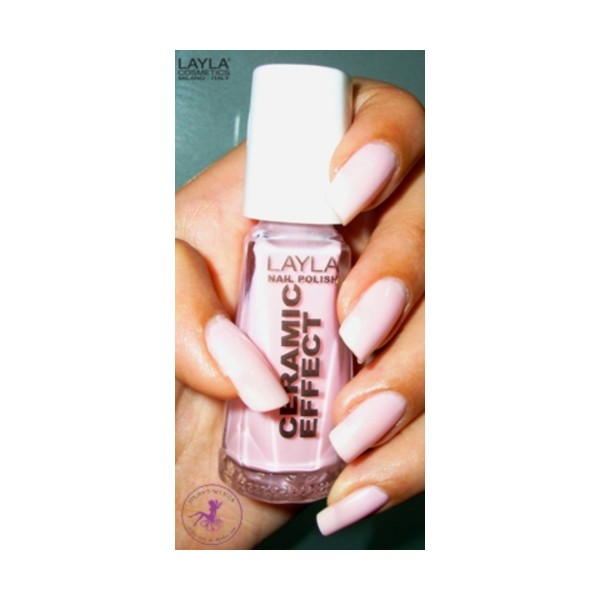 LAYLA SMALTO CERAMIC EFFECT 03 10 ML, UNGHIE, S092955, 78542