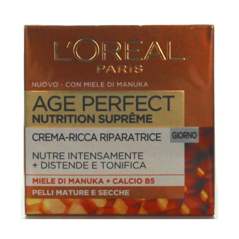 L'OREAL DERMO-EXPERTISE CREMA AGE RE-PERFECT NUTRITION SUPREME PELLI MATURE E SECCHE GIORNO  50ML