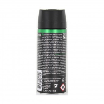 AXE DEODORANTE SPRAY AFRICA 150 ML