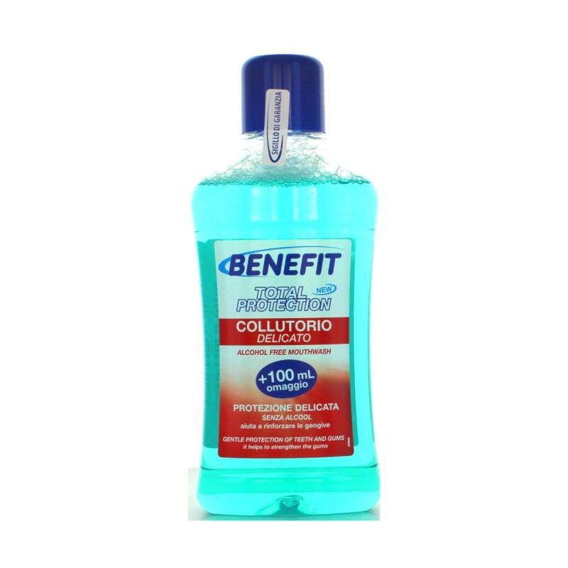 BENEFIT COLLUTORIO TOTAL PROTECTION 400+100 ML