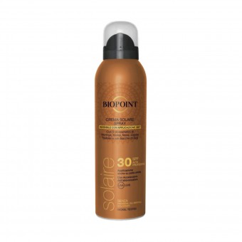 BIOPOINT SOLARE CREMA SPRAY SPF 30 150 ML