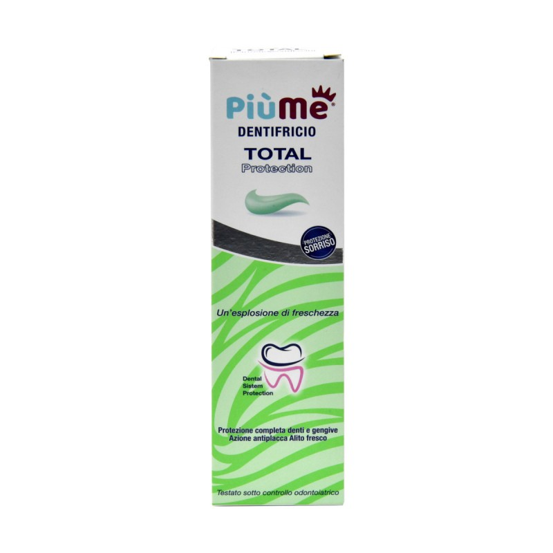PIUME DENTIFRICIO TOTAL PROTECTION 75 ML
