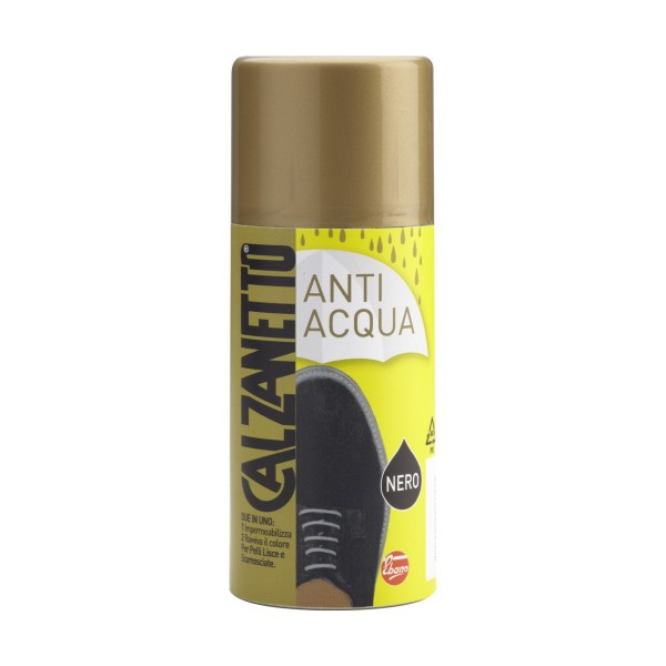 CALZANETTO ANTIACQUA SPRAY NERO 200 ML